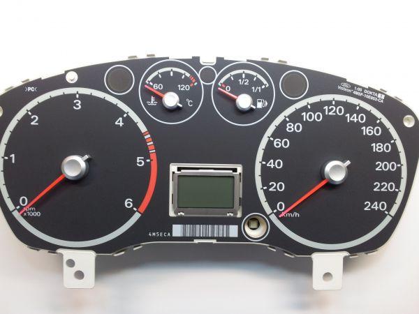 reparación cuadro instrumentos ford transit madrid
