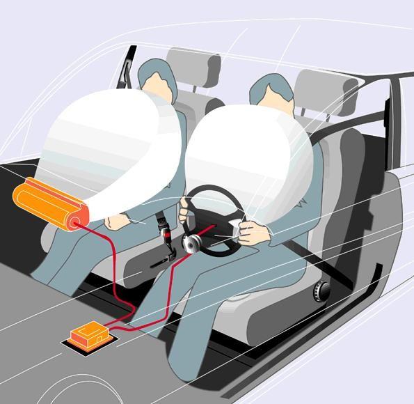 reparación centralitas airbag madrid
