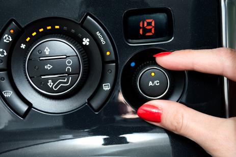 averías aire acondicionado coche