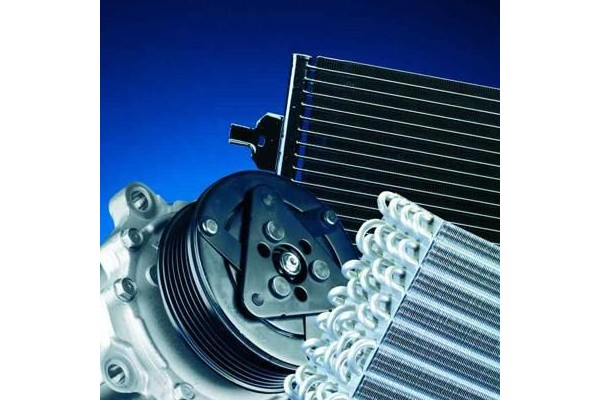 reparación averías climatización coche