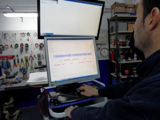 diagnosis averías electrónicas coches