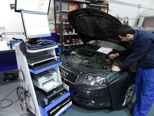 diagnosis averías eléctricas coches